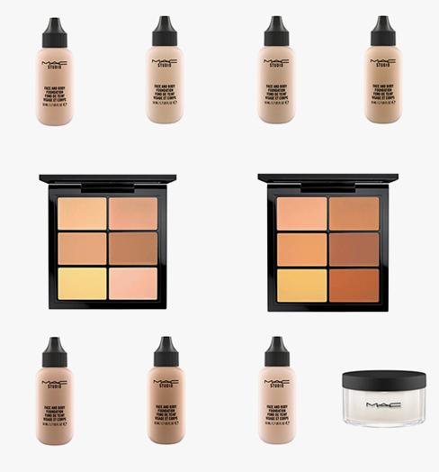 Mac Makeup Starter Kit Aofm Online